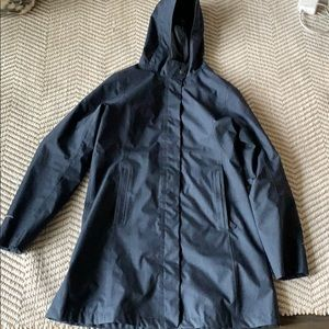 Eddie Bauer Mackenzie Trench raincoat